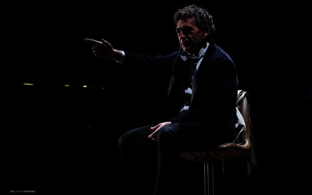"""Parte da Catania la tournée di """"Il mio nome è Caino"""" con Ninni Bruschetta"""