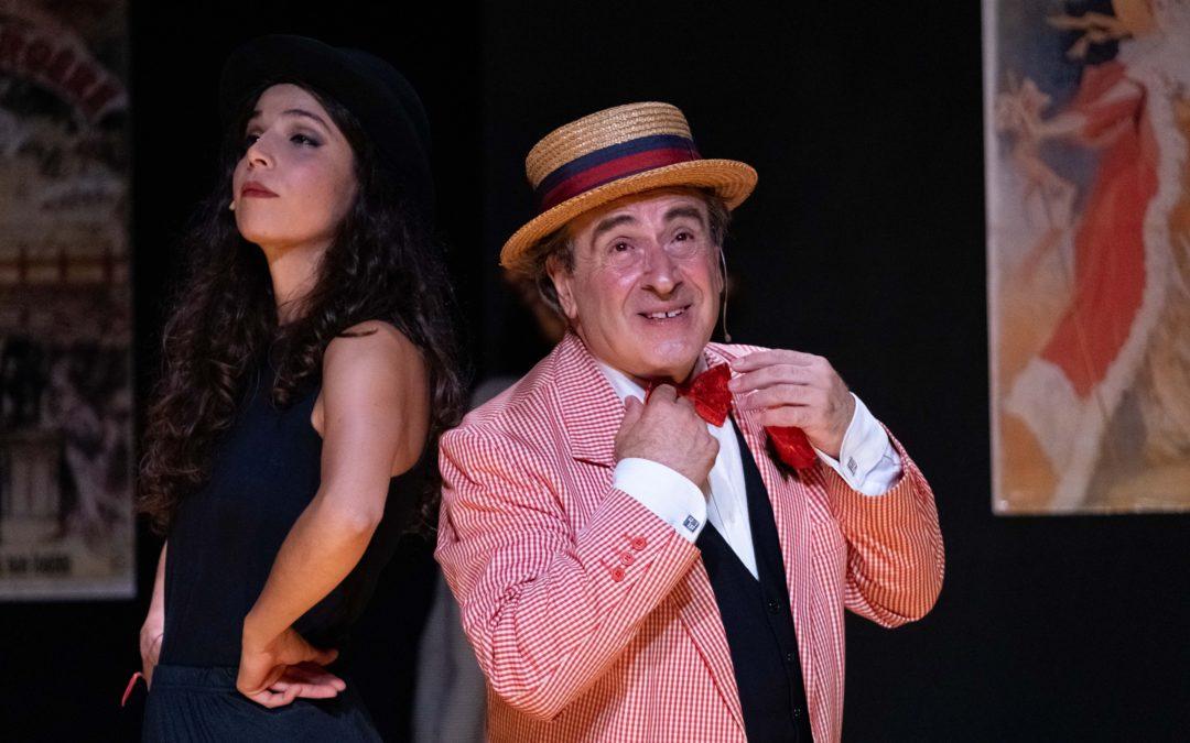 Variazioni sul Varietà, lo spettacolo prodotto da La Compagnia della luna approda al Teatro Brancati