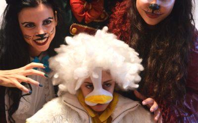 """La fiaba musicale """"Il brutto anatroccolo"""" inaugura la Stagione Ragazzi del Piccolo Teatro della Città"""