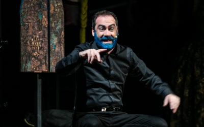 Mario Incudine porta al Piccolo Teatro della Città la fiaba noir Barbablù