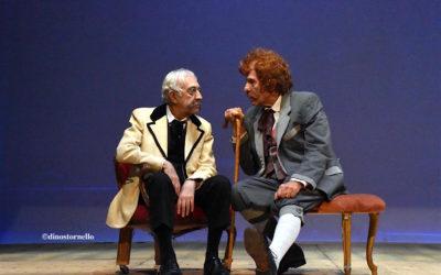 A grande richiesta, il 28 e 29 dicembre al Teatro Sangiorgi di Catania, due nuove date per Filippo Mancuso e Don Lollò