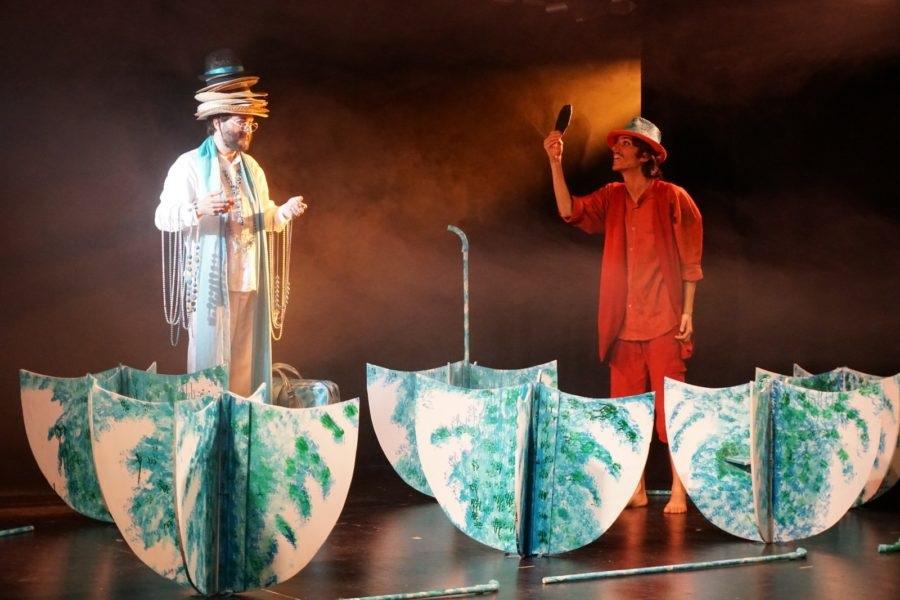 Ziq è sulla spiaggia, la commovente pièce scritta da Lina Maria Ugolini al Piccolo Teatro della Città