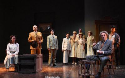 Questi fantasmi!, la pièce di Eduardo De Filippo, diretta da Armando Pugliese va in scena al Teatro Brancati dal 9 al 26 gennaio. Protagonista Angelo Tosto