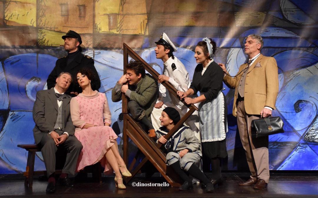 L'uomo, la bestia e la virtù, l'apologo-farsa di Luigi Pirandello, diretto da Carlo Ferreri, va in scena al Teatro Brancati