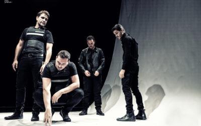 """Quattro uomini chiusi in una stanza, al Piccolo Teatro della Città, la pièce di Mario Gelardi sulle """"morti di Stato"""""""