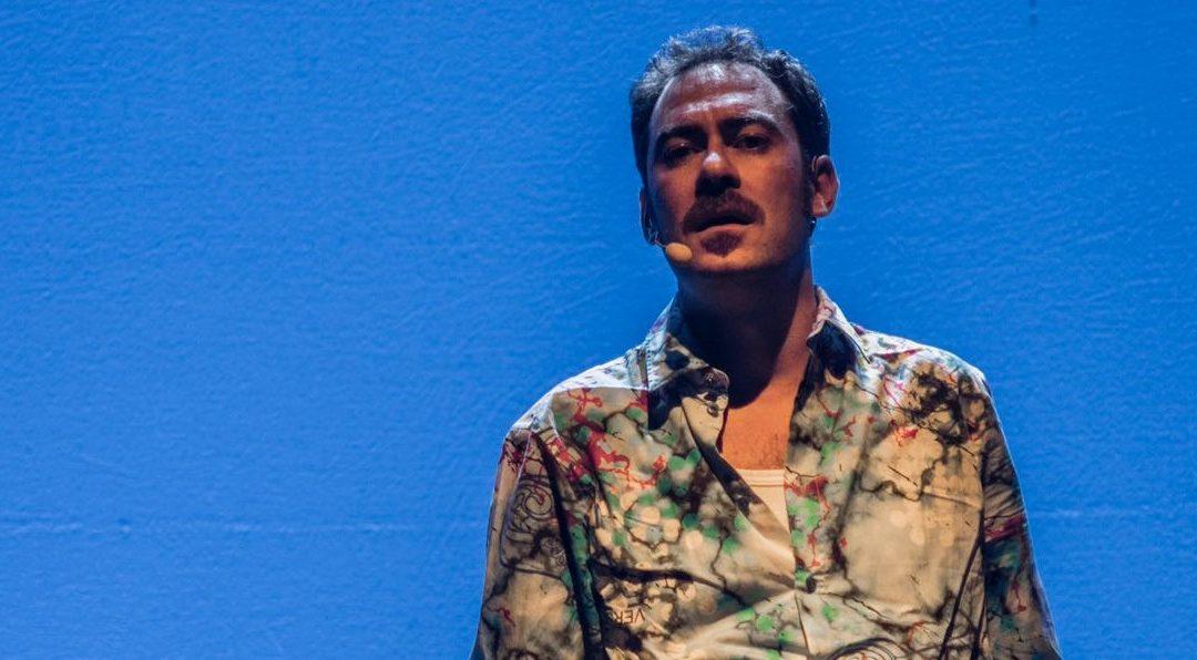 Sospeso – Mimì, al Teatro Brancati Mario Incudine porta il Sud di Domenico Modugno